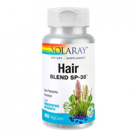 Hair Blend, 100cps, Solaray