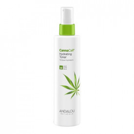CannaCell Hydrating Toner, 200ml, Andalou