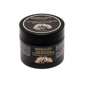 Crema anticelulita cu extract de alge marine, 200ml, Herbagen