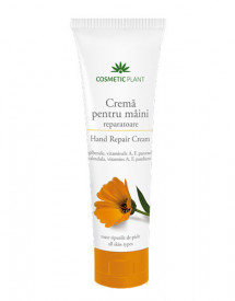 Crema maini galbenele si vitaminele A&F, 150ml, Cosmetic Plant