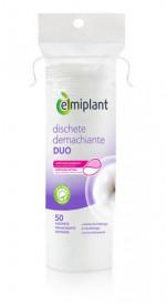 Dischete demachiante Duo, 50buc, Elmiplant