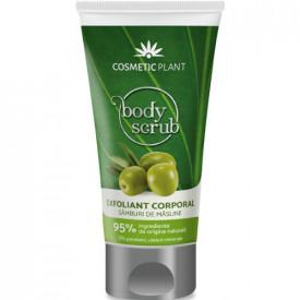 Exfoliant corporal cu samburi de măsline, 150ml, Cosmetic Plant