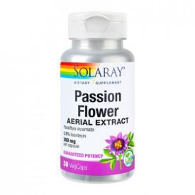 Passion Flower (Floarea-pasiunii), 30cps, Solaray