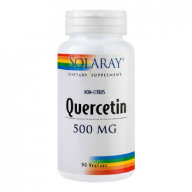 Quercetin 500mg, 90cps, Solaray