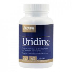 Uridine 250mg, 60cps, Jarrow Formulas