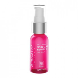 1000 Roses Moroccan Beauty Oil, 30ml, Andalou