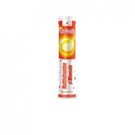 Sun Health Multivitamine&Minerale, 20cps eff. Sun Wave Pharma