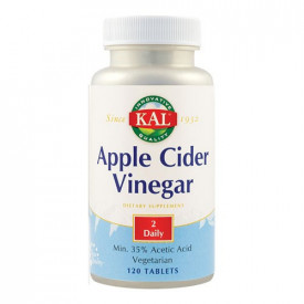 Apple Cider Vinegar (Otet de mere) 500mg, 120cps, Kal