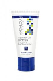 Argan Stem Cell Age Defying Shampoo, 50ml, Andalou