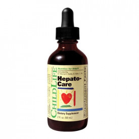 Hepato-Care, 59ml, ChildLife