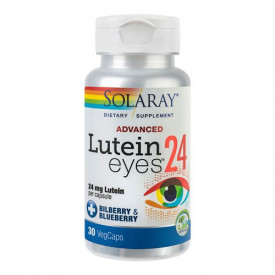 Lutein Eyes Advanced, 30cps, Solaray
