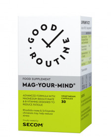Mag-Your-Mind, 30cps, Good Routine