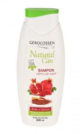 Natural care sampon pentru par vopsit, 500 ml , Gerocossen