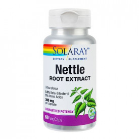 Nettle Root (Urzica), 60cps, Solaray