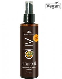 Oliv ulei plaja SPF0, bronzare intensa, 150ml, Cosmetic Plant Plaja