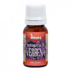 Ulei esential de Verbena, 10ml, Adams Vision
