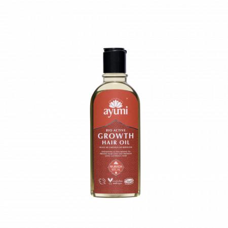 Ulei pentru cresterea parului cu extract de cocos, Ayumi, 150ml