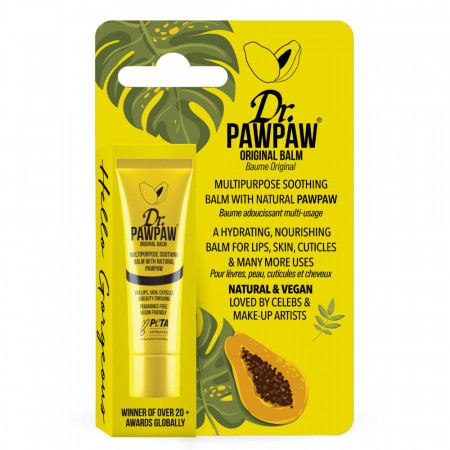 Balsam Original multifunctional, 10 ml, Dr PawPaw