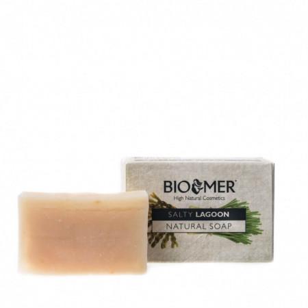 Sapun natural hidratant pentru ten uscat cu Aloe Vera BIO, Bio Mer, 90g