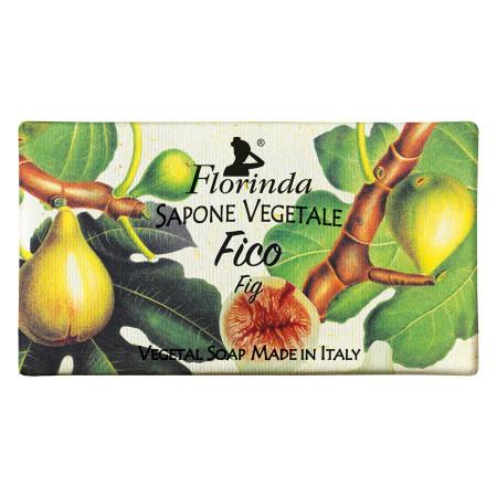 Sapun vegetal cu smochine Florinda, 100 g La Dispensa
