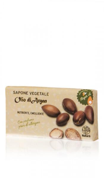 Sapun vegetal cu ulei de argan, 100 g La Dispensa