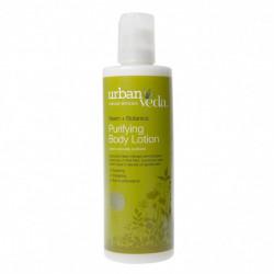 Lotiune de corp hidratanta cu extract de lemn de santal organic, Soothing - Urban Veda, 250 ml
