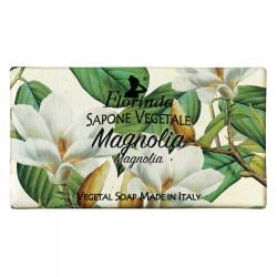 Sapun vegetal cu magnolie Florinda, 100 g La Dispensa