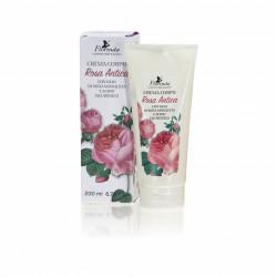 Crema hidratanta de corp LA DISPENSA Rosa Antica, 200ml