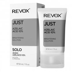 Ser JUST azelaic acid brightening solution 10%, Revox, 30ml