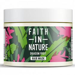 Masca naturala revitalizanta cu fructul dragonului, pentru toate tipurile de par, Faith in Nature, 300ml