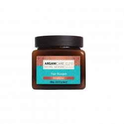 Masca nutritiva cu ulei de argan pentru parul cret, Arganicare, 500 ml
