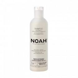 Sampon natural anti-yellow cu extract de afine, 1.9, Noah, 250 ml