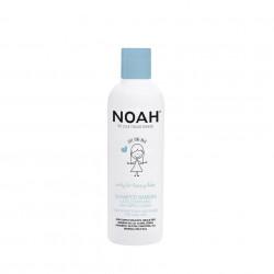 Sampon pentru copii cu lapte & zahar pentru par lung, Noah, 250 ml