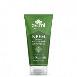 Gel de curatare faciala cu Neem & Tea Tree, Ayumi, 150 ml