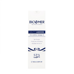 Ulei de masaj anticelulitic Salty Lagoon SPA Therapy, Bio Mer, 100 ml