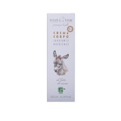 Crema de corp cu lapte de magarita, BIO, La Dispensa, 200 ml