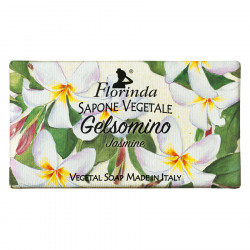 Sapun vegetal cu iasomie Florinda, 100 g La Dispensa