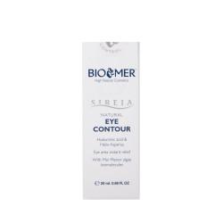 Crema contur de ochi cu Acid Hialuronic si extract de melc, Sireia - Bio Mer, 20 ml