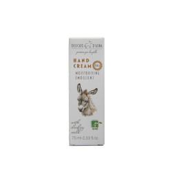 Crema de maini cu lapte de magarita, BIO, La Dispensa, 75 ml