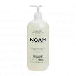 Sampon natural regenerant cu ulei de argan pentru par foarte uscat si tratat (1.4), Noah, 1000 ml