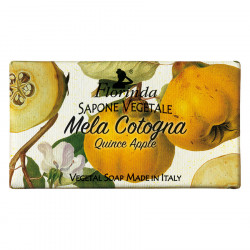 Sapun vegetal cu gutui Florinda, 100 g La Dispensa