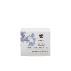Crema oxigenanta light Detox, Naobay, 50ml