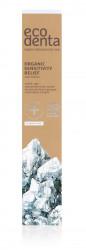 Pasta de dinti organica pentru dinti si gingii sensibile, Ecodenta, 75 ml