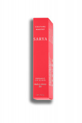 Elixir organic pentru buze - Pearl, SARYA COUTURE MAKEUP, 3 ml
