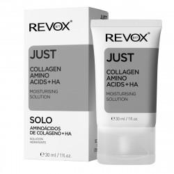 Lotiune hidratanta JUST Collagen Amino Acids+HA, Revox, 30ml