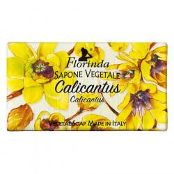 Sapun vegetal cu calicantus Florinda, 100 g La Dispensa