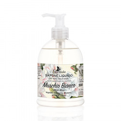 Sapun lichid vegetal hidratant cu mosc alb si ulei de Jojoba, Florinda, 500 ml La Dispensa