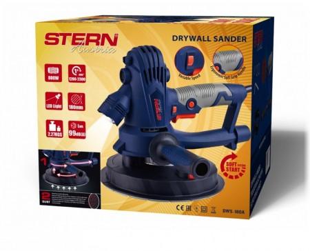 Slefuitor pentru pereti Stern Austria 800W , 180mm, DWS180A