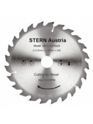 Disc fierastrau cu panza circulara SBT210/24