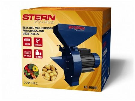Moara pentru cereale, legume si fructe 1800W, FC1001C